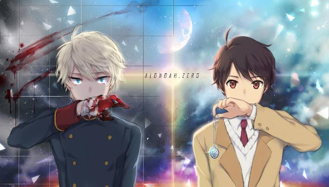 Anime dengan Karakter Utama Cool Aldnoah. Zero