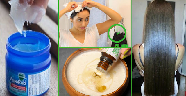 This Women Use A Few Hair Masks And Get Extra Shiny Hair With 3 Days!