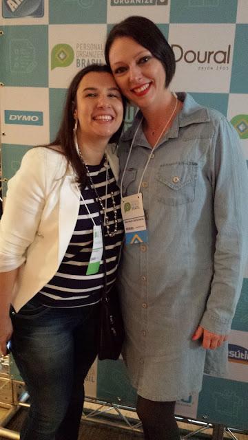 Com Kalinka Carvalho, a embaixadora da organização!