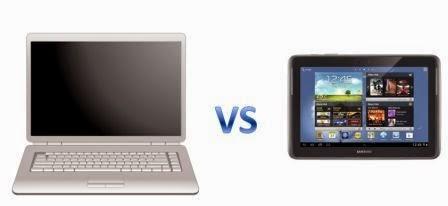 Pilih Tablet Atau Laptop?