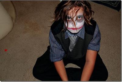 Disfraces caseros Halloween