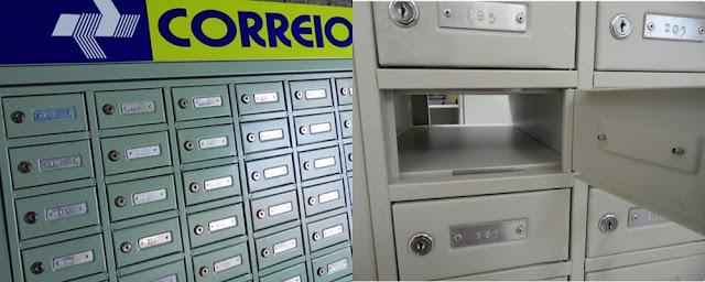 caixa postal, abra sua caixa postal como abrir uma caixa postal, caixa postal é caro, quero uma caixa postal, sigilo dos correios, sigilo em envio de cartas,