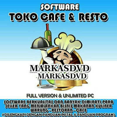 Software Restoran Cafe Depo