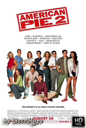 American Pie 2 [1080p] [Latino-Ingles] [MEGA]