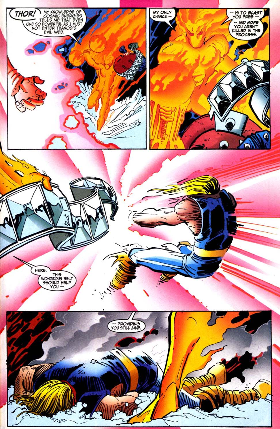 Thor (1998) Issue #25 #26 - English 25