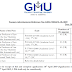 Faculty (Law) posts at Gujarat Maritime University - last date 18/04/2019