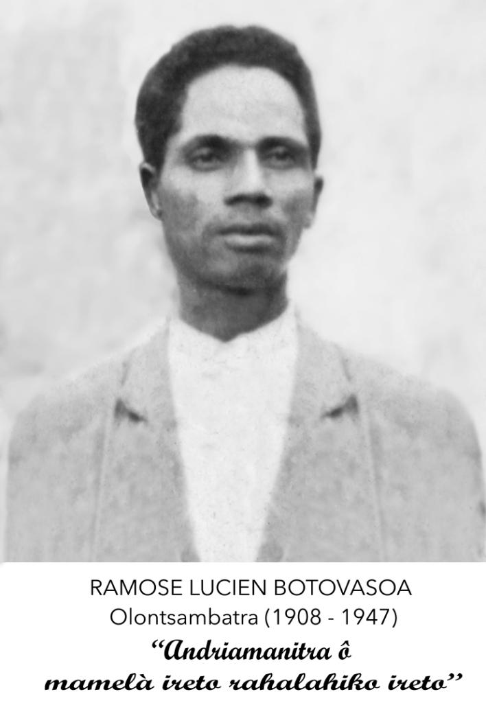 blaženi Luciano Botovasoa - družinski oče, tretjerednik in mučenec