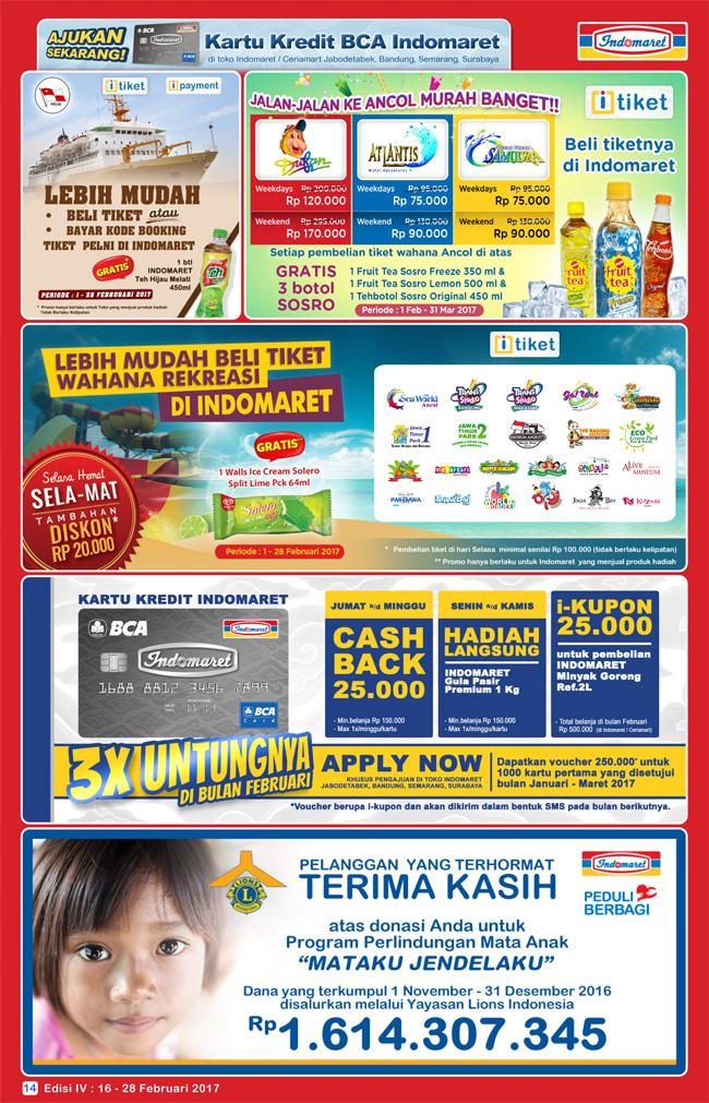 Promo Super Hemat Indomaret Februari 2017