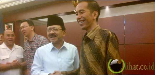 Foke hanya wacana, era Jokowi terealisasi