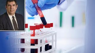 Το πρώτο τεστ αίματος που ανιχνεύει οκτώ είδη καρκίνου ανέπτυξε Έλληνας επιστήμονας