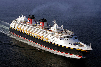 Disney Cruise Line's Disney Magic to sail from New York in 2018 to New England, Canada, Bermuda, Florida and Bahamas