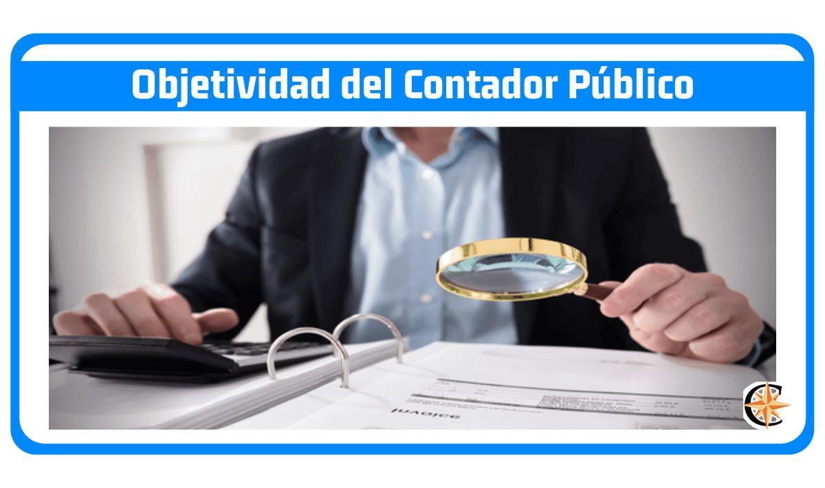 Objetividad del contador público