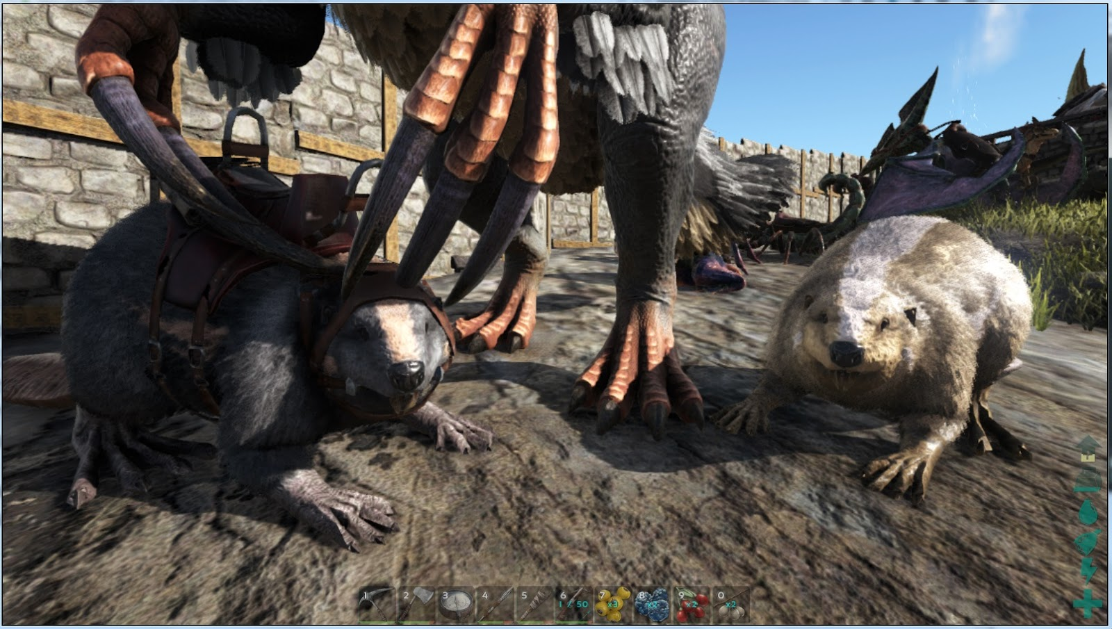 Sl Newser Other Grids Mmos And Games Latest Misadventures In Ark Survival Evolved There are plentiful of caves found in the world of ark: ark survival evolved