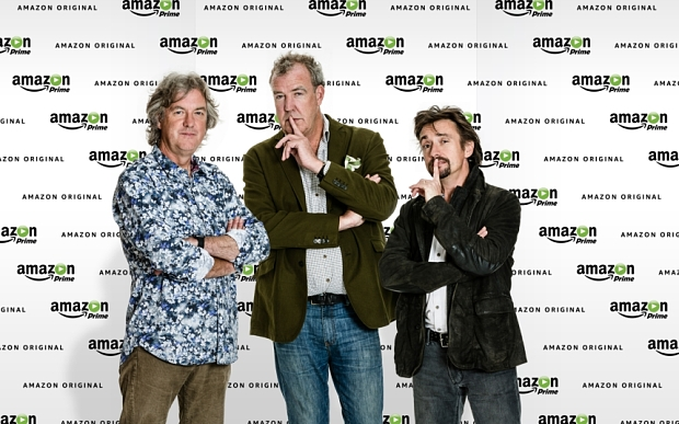 Jeremy Clarkson new car show Amazon Prime