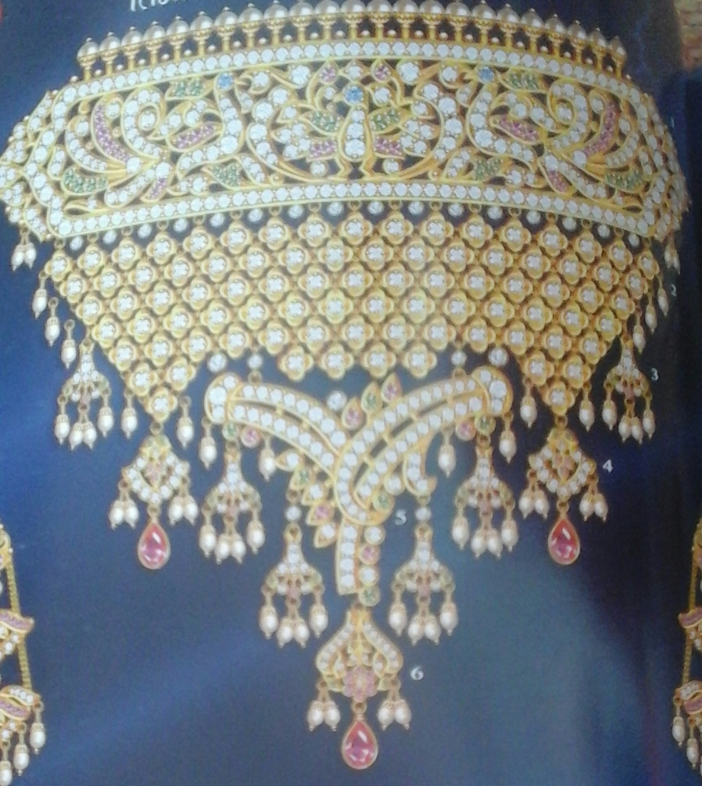Rajputi jewellery AAD (Necklace) 2016   Culture of Rajasthan