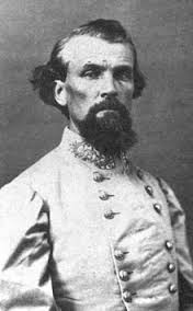 Confederate General Nathan Bedford Forest, founded KKK in 1866