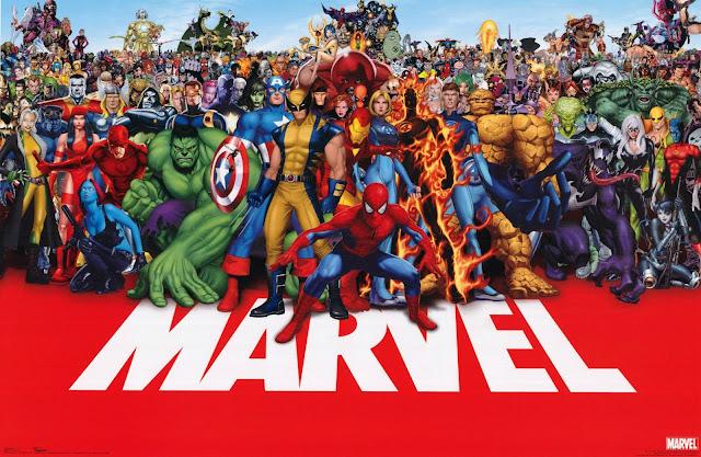 Super-Héroes de Marvel La Verdadera Historia