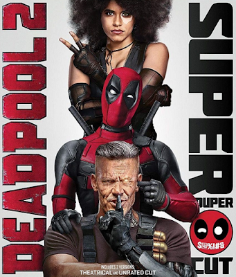 Deadpool 2: Super Duper Cut. Latino 5.1 [Latino]