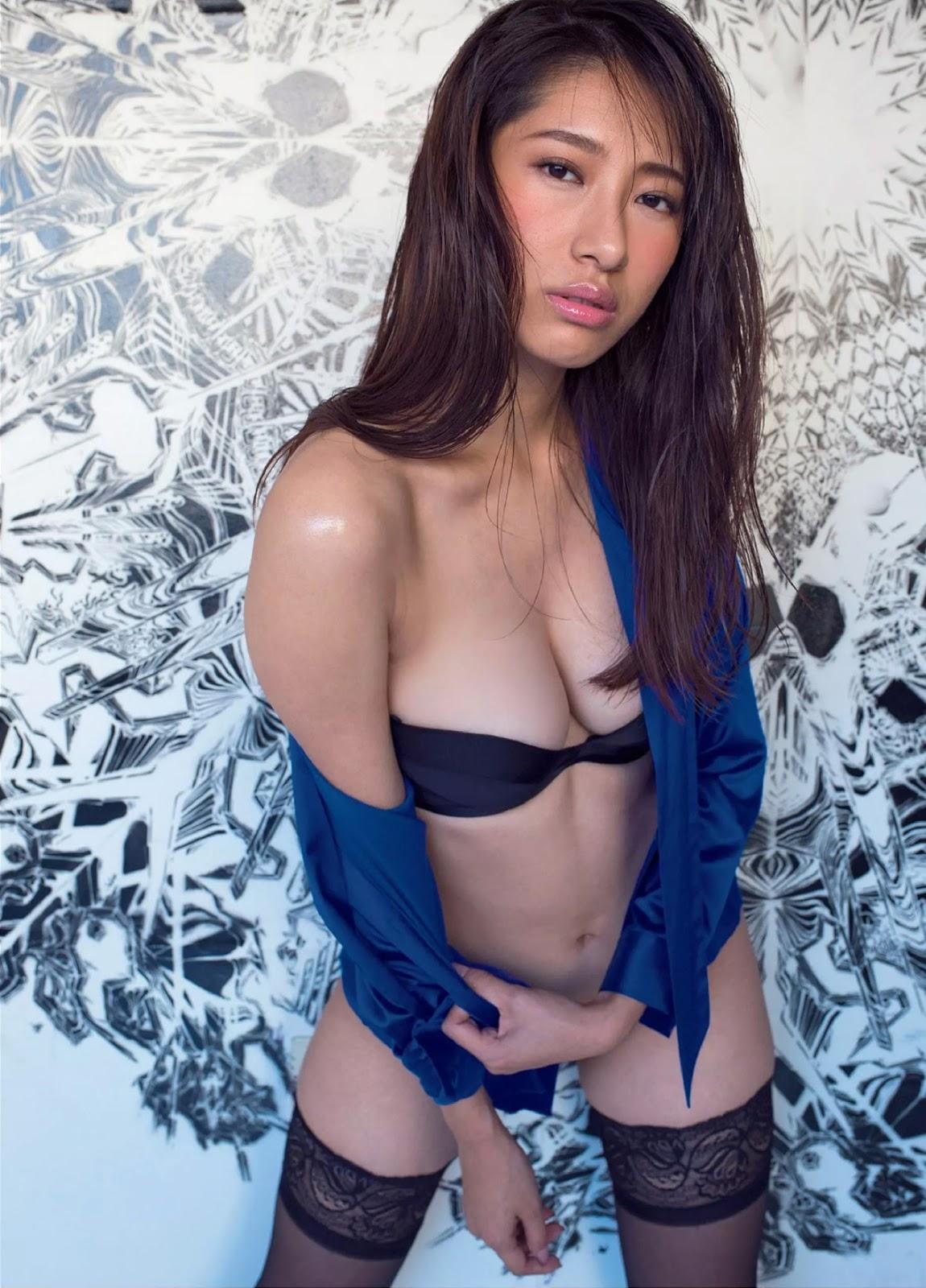 Yuka Someya 染谷有香, FRIDAY Dynamite 2017.08.23 (Fridayダイナマイト 2017年8月23日号)
