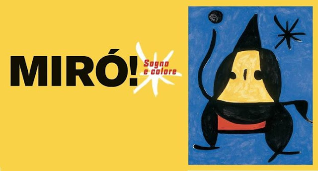 Mostra Miró a Torino