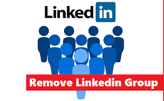 How To Remove Linkedin Group