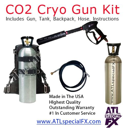 Atlanta Special FX - A World Leader in CO2 Cryo Fog Production and
