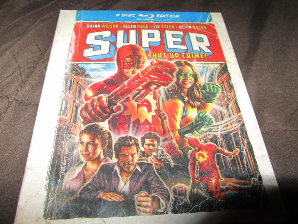 Super Shut Up Crime