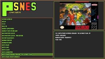 PSNES Emulator For Switch + 767 SNes Games - Switch-xci com