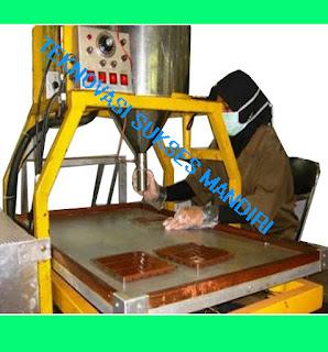 Tempering dan Pencetak Permen Cokelat