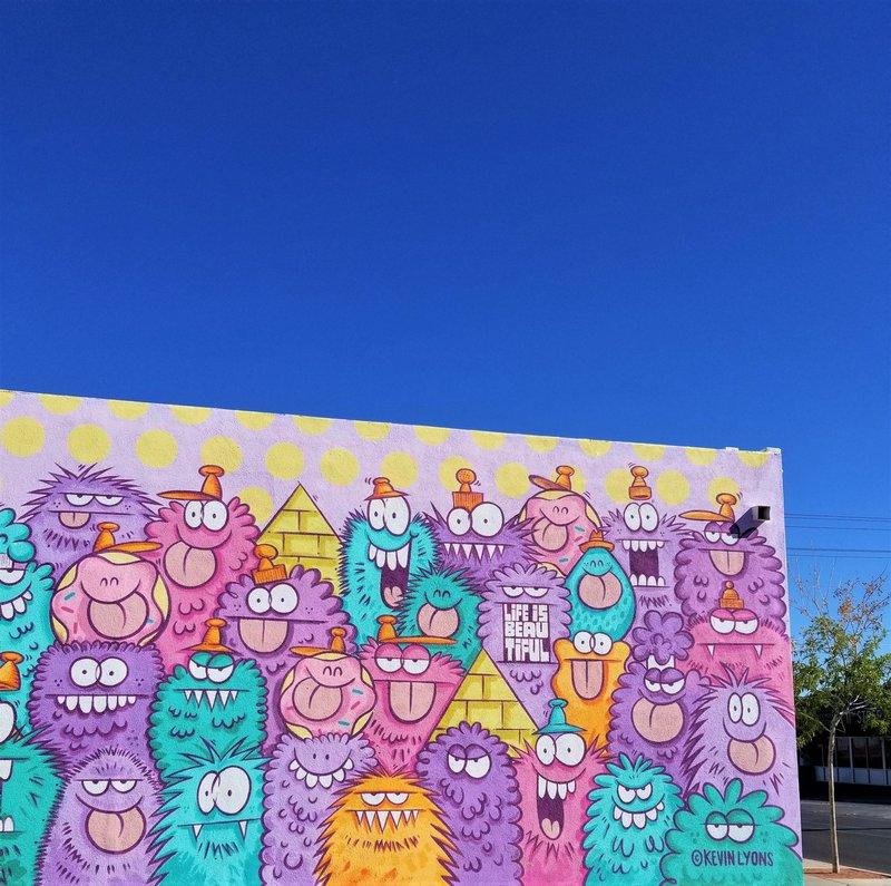 downtown-las-vegas-dtlv-rainbow-street-art-life-is-beautiful-mural-kevin-lyons