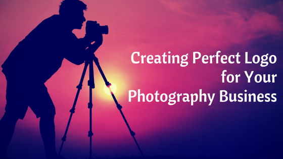 Creating perfect logo for your photography business