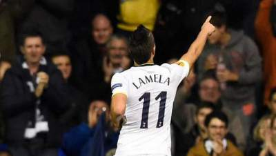 Lamela not going to play in Argentina next season