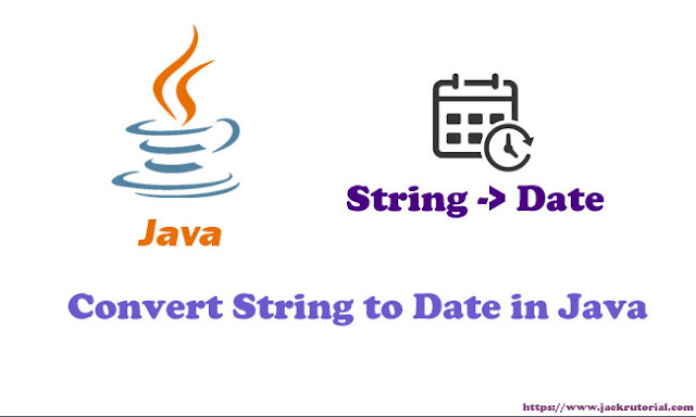 Convert String to Date in Java