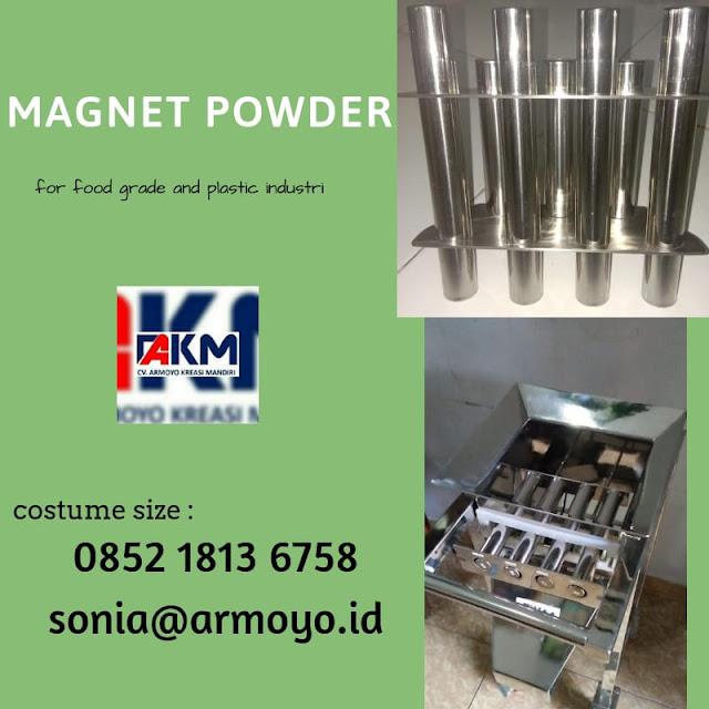 magnet powder