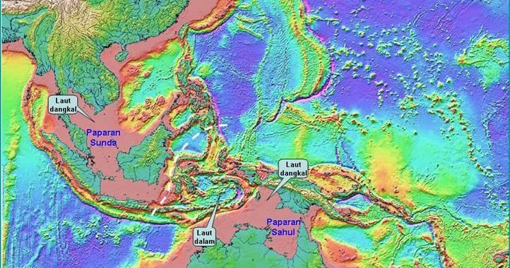 geografi lingkungan: LEMPENG TEKTONIK INDONESIA