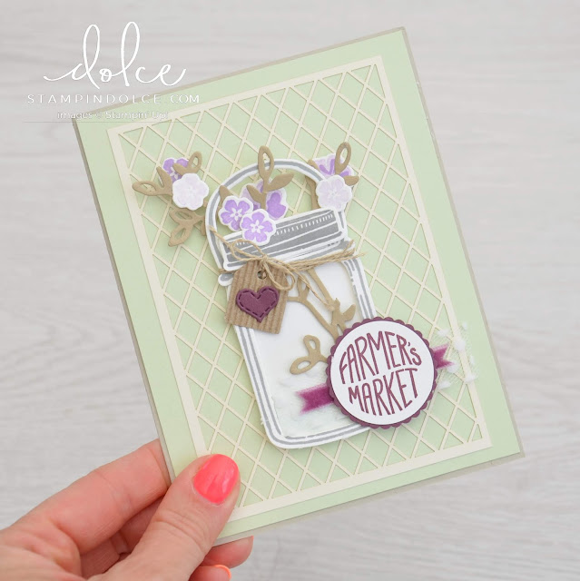 Stampin' Dolce: Country Style - #GDP147
