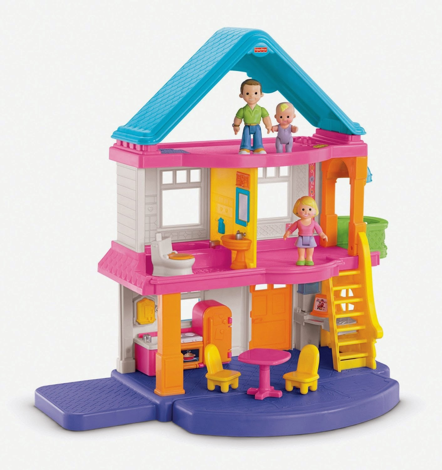 Fisher Price My First Dollhouse Best And Top Toys