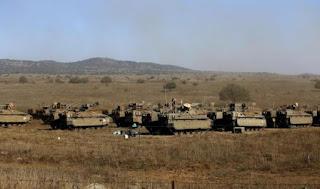 Pasukan Suriah dan Rusia Jamin Keamanan Israel di Perbatasan
