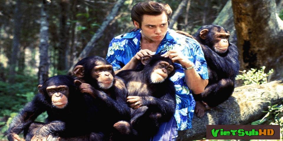 Phim Thiên Nhiên Vẫy Gọi VietSub HD | Ace Ventura: When Nature Calls 1995