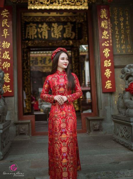 Traditional Vietnamese wedding