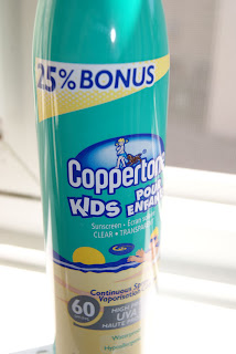 Coppertone Kids Sunscreen ~ #Review
