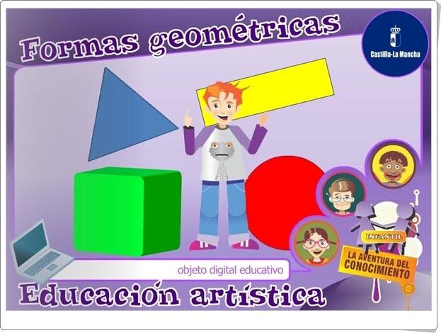 """""""Formas geométricas"""" (Matemáticas de Educación Infantil)"""