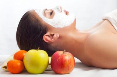 Tips Mencerahkan dan Memutihkan Kulit Secara Alami: Masker Apel