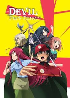Anime Spring 2013 - Hataraku Maou-sama!
