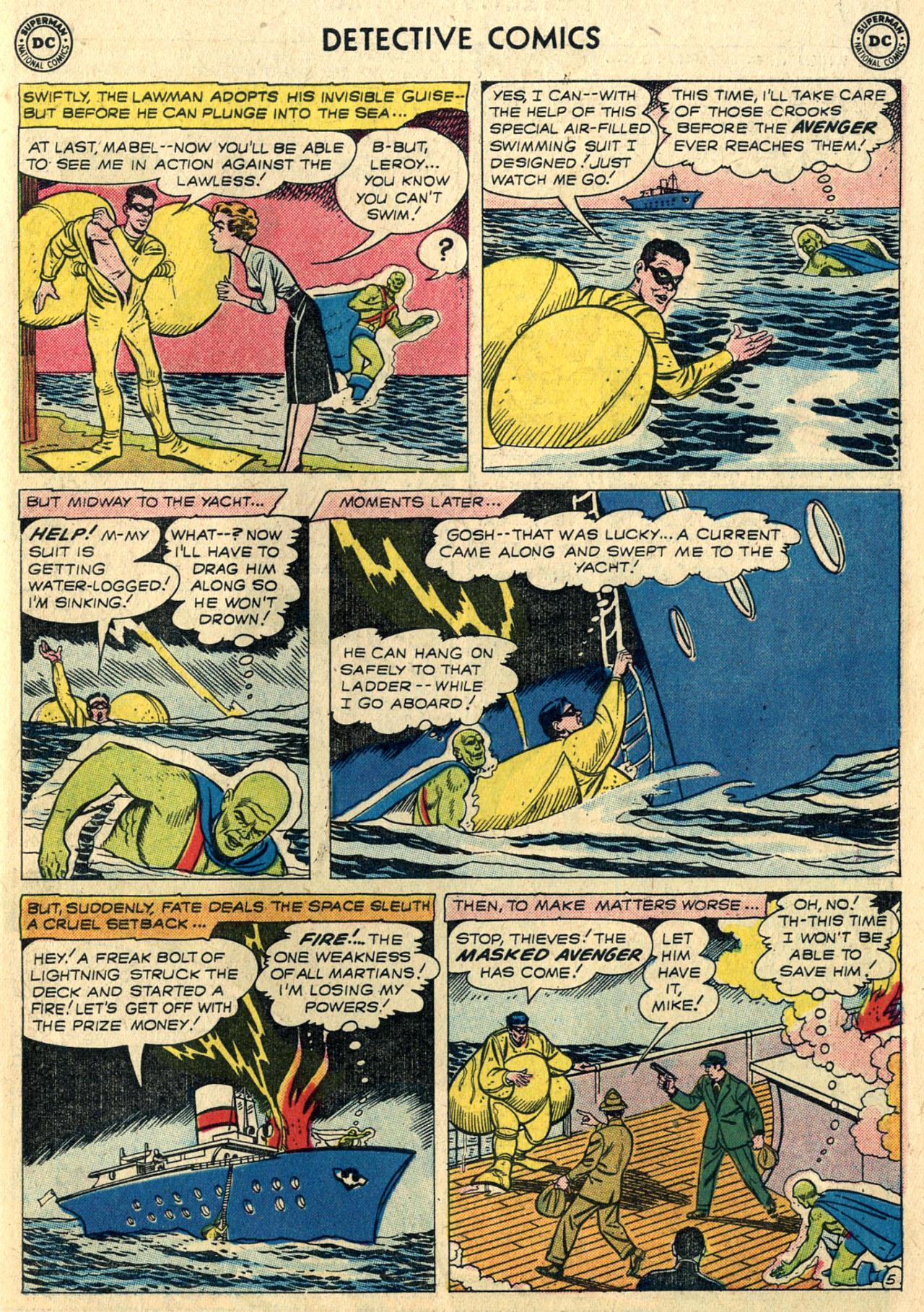 Detective Comics (1937) 266 Page 30
