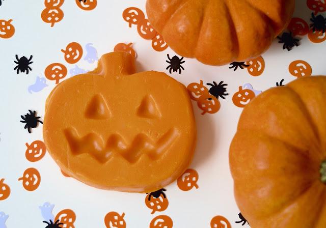 Lush Pumpkin Soap