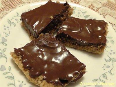 Candy Bar Cookies Recipe