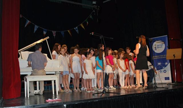 Το EUROPE DIRECT Περιφέρειας Πελοποννήσου γιόρτασε την Ευρωπαϊκή Ημέρα Μουσικής