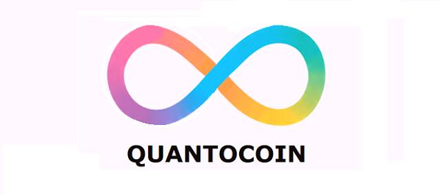 QUANTOCOIN : Bank Blockchain Pertama