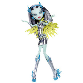 MH Power Ghouls Frankie Stein Doll